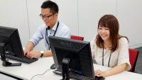 PCスキルが身に付く★大手通信会社グループ企業でお仕事しませんか?