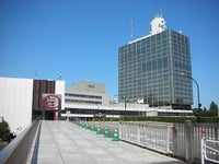 NHK放送センターでの勤務!